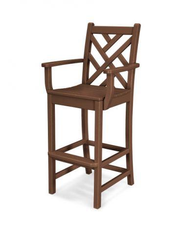 Chippendale Arm Bar Chair