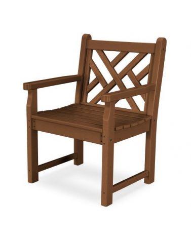 Chippendale Garden Arm Chair