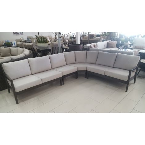 Lucia 4-Piece Sectional Seating Set