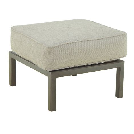 Legend Cushion Sectional Lounge Ottoman