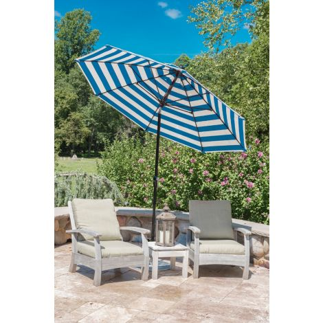 9' Octagon Monterey Market Umbrella