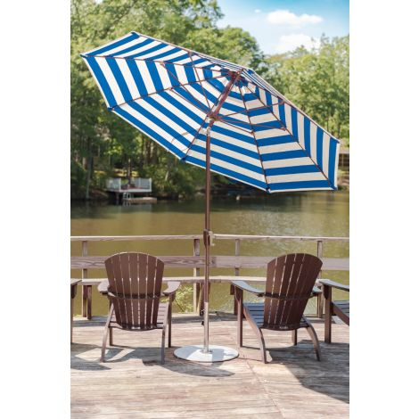 7.5' Octagon Monterey Market Umbrella