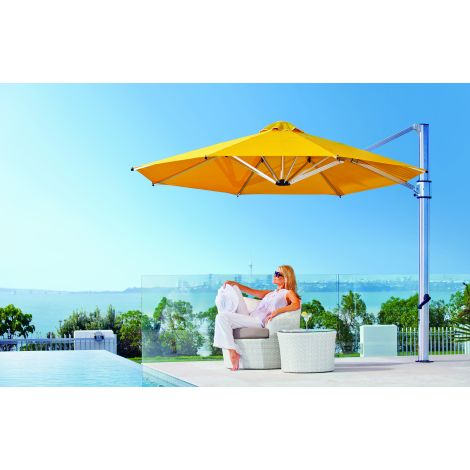 13' Eclipse Cantilever Umbrella