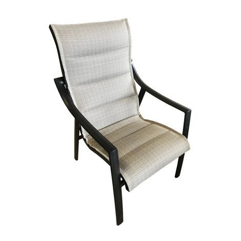Stratford Padded Sling Dining Chair