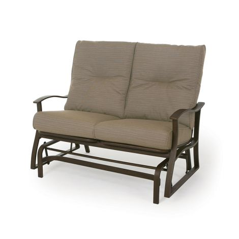 Albany Cushion Double Glider