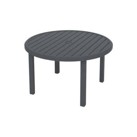 "Amici 42"" Round Chat Table"