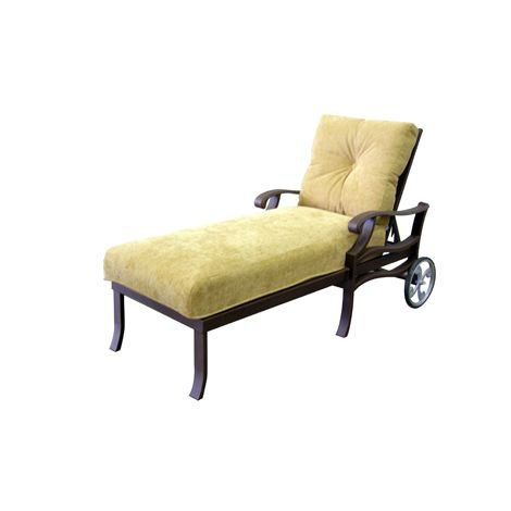 Anthem Cushion Chaise Lounge