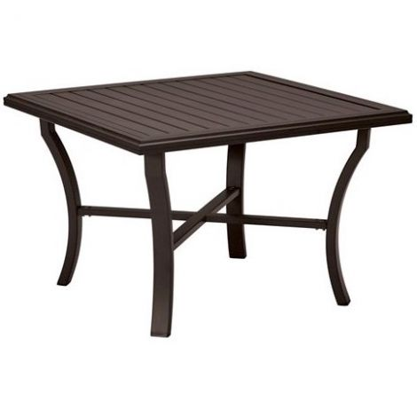 """Banchetto 48"""" Sq Dining Table"""