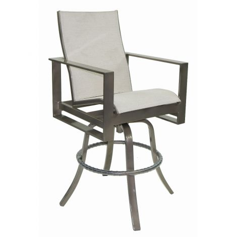 Park Place Sling Bar Stool