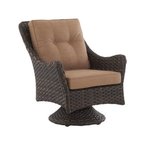 Bayley Swivel Rocking Dining Chair