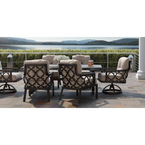 Belle Epoque 7-Piece Cushion Dining Collection