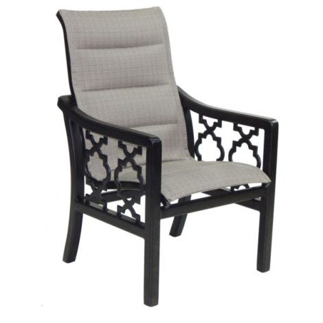 Belle Epoque Padded Sling Dining Chair