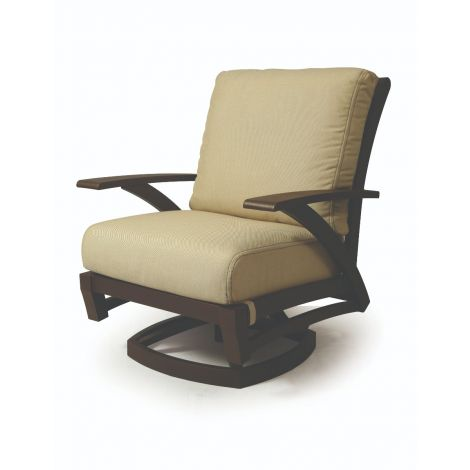 Barletta Cushion Swivel Rocker Lounge