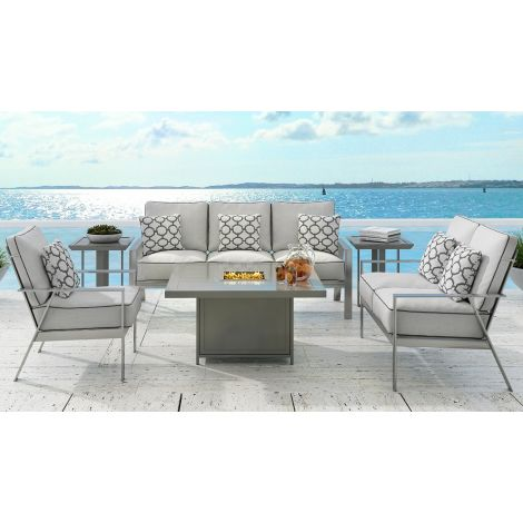 Trento Cushion 6-Piece Deep Seating Collection