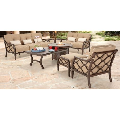 Villa Bianca 6-Piece Deep Seating Collection