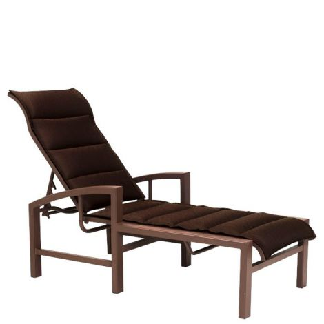 Lakeside Padded Chaise Lounge Sling