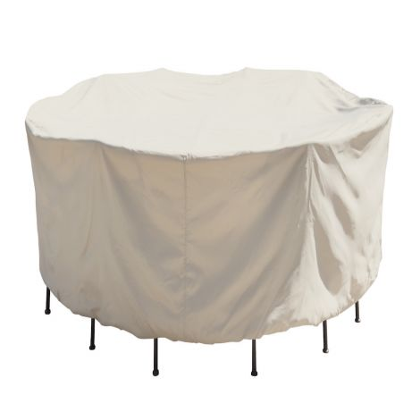"""54"""" Round Table and Chairs Cover"""