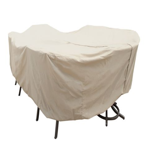 X-Large Oval Table/Chairs Cover