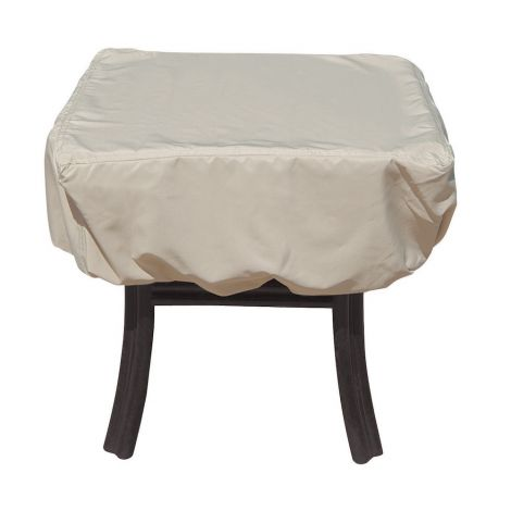 Round or Square Occasional Table Cover