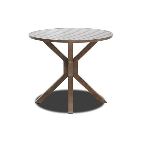 "Mesa Bar Table 42"" Round"