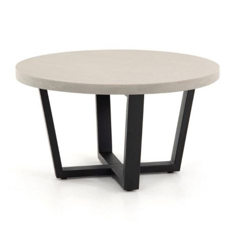 Milo Round Coffee Table