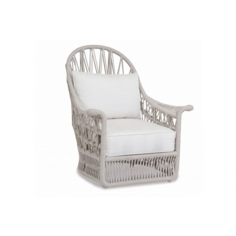 Dana Rope Wing Chair