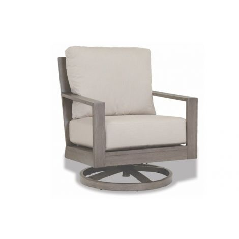 Laguna Swivel Rocker Club Chair
