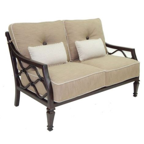 Villa Bianca Cushion Loveseat
