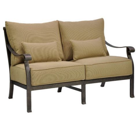 Madrid Cushion Loveseat