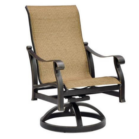 Madrid Sling Swivel Rocker