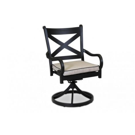 Monterey Swivel Dining Chair
