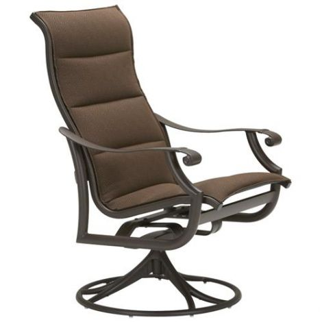 Montreux Padded Sling High Back Swivel Rocker