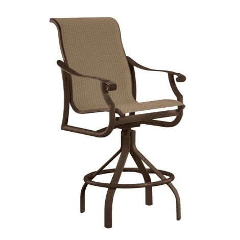 "Montreux Sling 30"" Swivel Bar Stool"