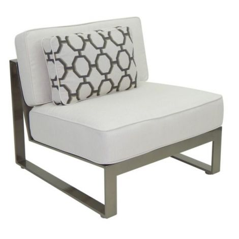 Park Place Sectional Armless Lounge Chair