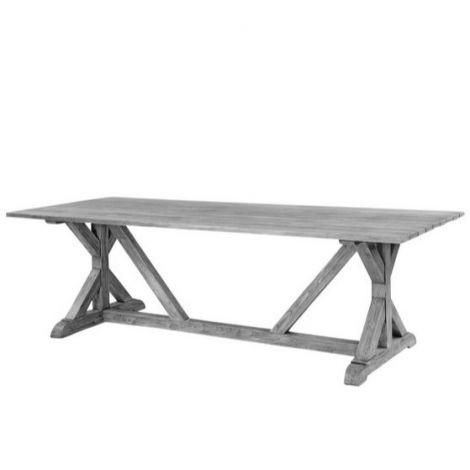 "Provence 96"" x 39"" Rect. Farmhouse Table"