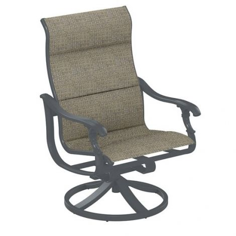 Ravello Padded Sling Swivel Action Lounge