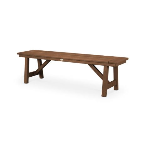 "60"" Rustic Farmhouse Bench"