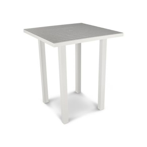 "Euro 36"" Square Bar Table"
