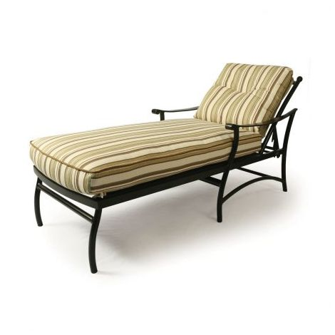Seville Chaise Lounge Replacement Cushions