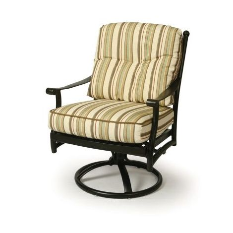Seville Cushion Swivel Rocker
