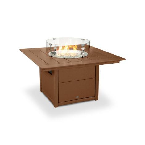 """Polywood 42"""" Square Firepit"""
