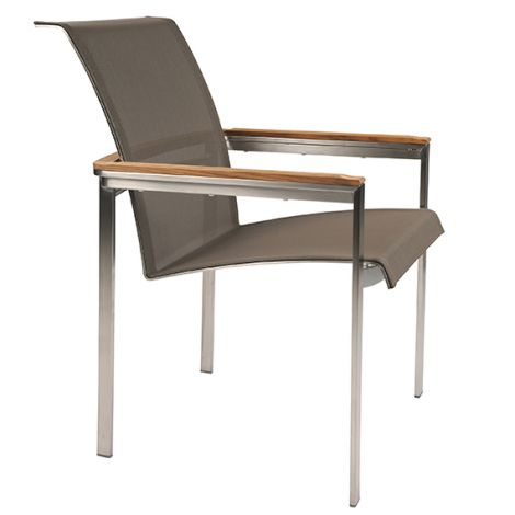 Tivoli Sling Dining Arm Chair