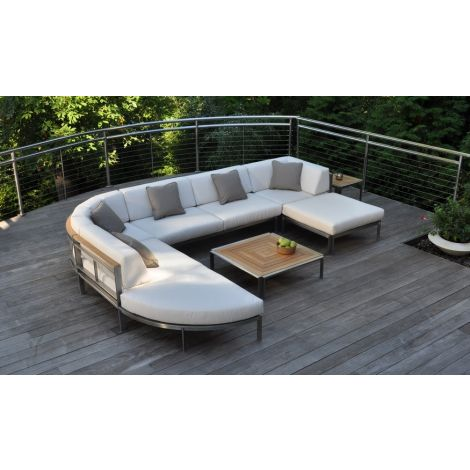 Tivoli 9-Piece Sectional Set