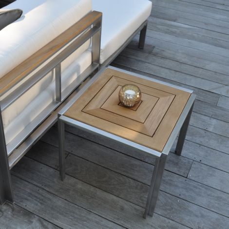 Tivoli Square Side Table