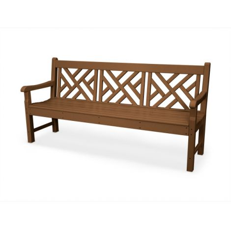 "Chippendale 72"" Bench"