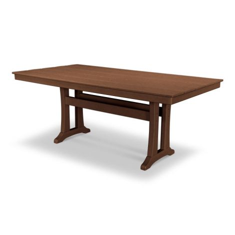 "37"" x 72"" Farmhouse Dining Table"