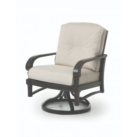 Terraza Cushion Swivel Rocker Dining
