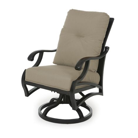 Volare Cushion Swivel Rocker