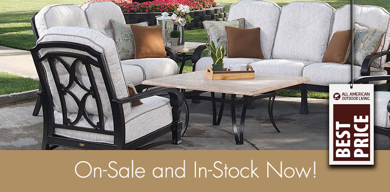 All American Outdoor Living Patio Furniture