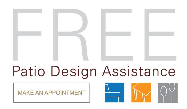 Patio Design Assistance